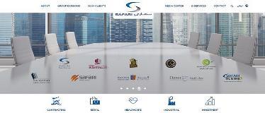 Safari Website